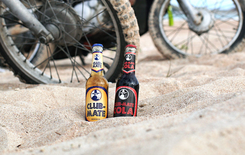 Club-Mate website redesign